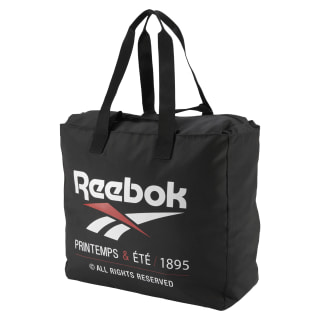 Tote bag Classics Printemps et Été Black DU7738