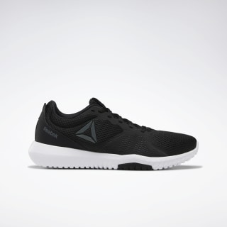 Reebok Flexagon Force Shoes Black / Grey / White DV9448