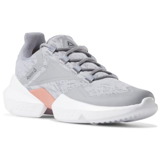 Reebok Split Fuel Women's Shoes COOL SHADOW / PINK / GREY / WHITE DV7857