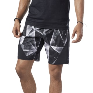 Short One Series Training Lightweight Epic Black DY8005