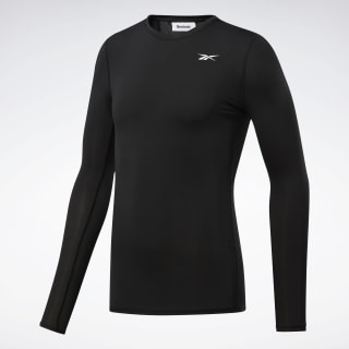 Workout Ready Compression Tee Black FP9105