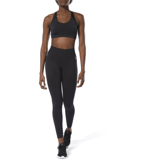 Mallas Meet You There Seamless Black DP6710