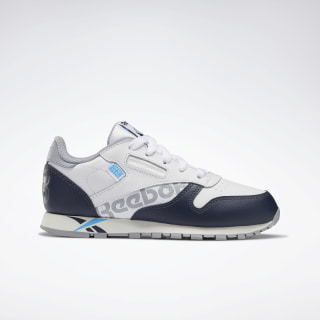 Classic Leather White / Navy / Cyan / Chalk DV9600
