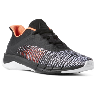 Fast Tempo Flexweave® Women's Running Shoes Black / White / Guava CN6612