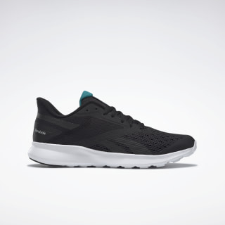 Reebok Speed Breeze 2.0 Shoes Black / Seaport Teal / Silver Metallic EG8534