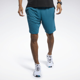 Workout Ready ACTIVCHILL Shorts Heritage Teal FP9127