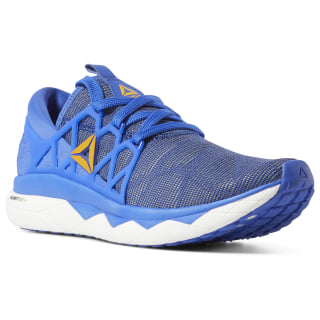 Reebok Floatride Run Flexweave Cobalt/Gold/White DV3963
