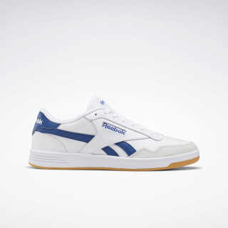 Reebok Royal Techque T LX Shoes White / Royal Dark Blue / True Grey EF7679