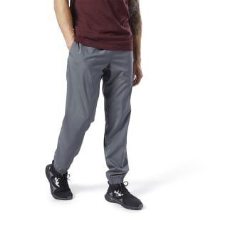 TE WVN C LINED PANT Cold Grey 6 DW3879