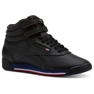 Freestyle Hi Retro-Black/White/Bunker Blue/Primal Red/Coal CN2963