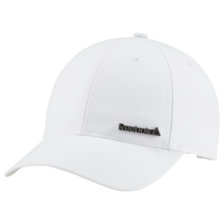 Reebok Essentials Badge Cap White CE0957