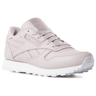 Classic Leather Ashen Lilac / White DV3726