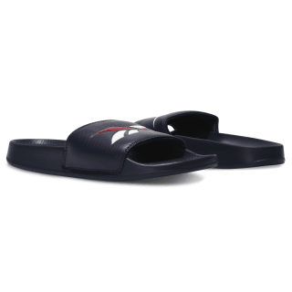Claquette Classic Slide Collegiate Navy / White / Excellent Red CN0211