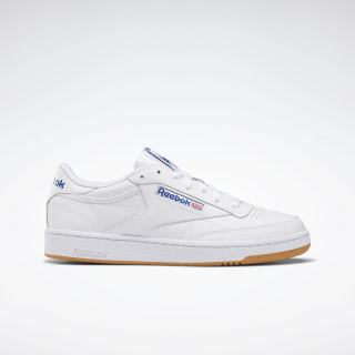 Club C 85 White / Royal / Gum AR0459