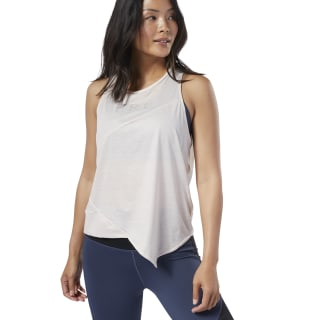 Studio Graphic Tank Top Buff EB8133
