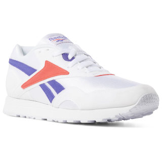 Rapide White / Team Purple / Neon Red DV3805