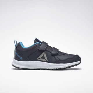 Reebok Almotio 4.0 Shoes Navy / Cyan / Pewter DV8716