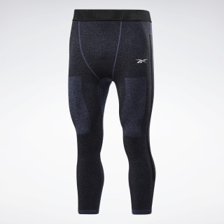 United by Fitness MyoKnit 3/4 Tights Collegiate Navy / Black FQ4370