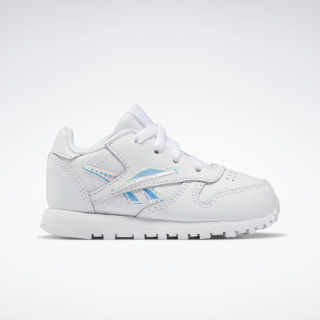 Classic Leather Shoes White / White / White EG5963