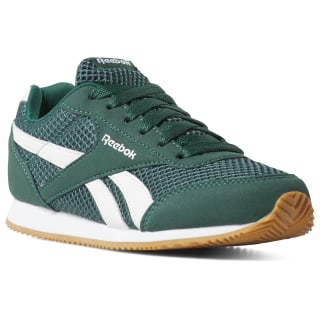Reebok Royal Classic Jogger 2 Dark Green / White / Gum DV4028