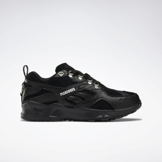 Reebok x Pleasures Aztrek Black / Black / White DV9922