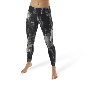 Reebok Combat Lux Bold Tights Parchment CY9986