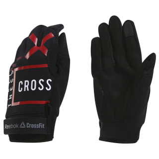 Reebok CrossFit Mens Training Glove Black CZ9889