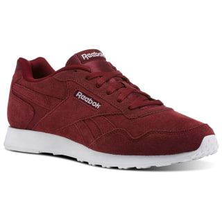 Reebok Royal Glide LX Red / White / Red CN0455