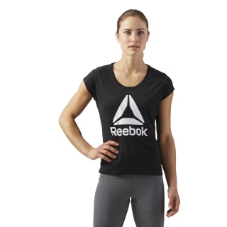 Workout Ready Supremium 2.0 Tee Black CE1176