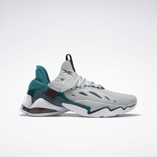 DMX Elusion 001 FT Shoes White / Seaport Teal / Black EH0160
