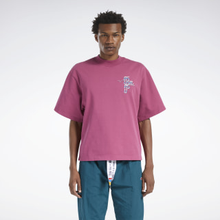 Reebok by Pyer Moss Graphic Tee Twisted Berry FR8718