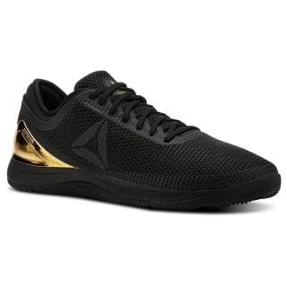 Reebok CrossFit Nano 8 Flexweave Black / True Gold CN7063