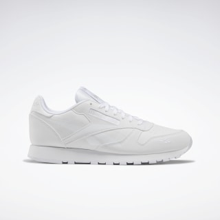 Кроссовки Reebok Classic Leather White / White / Porcelain FV2107