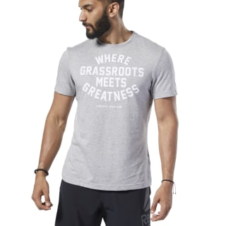 Camiseta Reebok CrossFit® Open Medium Grey Heather FP9354