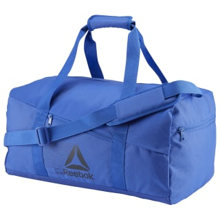 Active Foundation Grip Duffel Bag Medium Crushed Cobalt DU2995