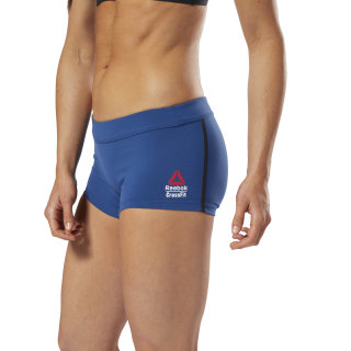 Reebok CrossFit Chase Shortie - Games Bunker Blue DM4000