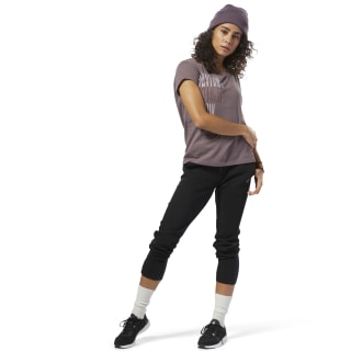 GS Rhythm+Flow Easy Tee Purple DH3763