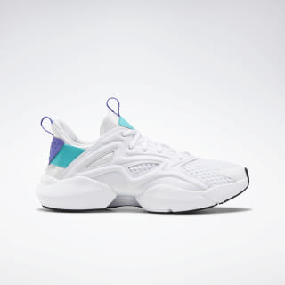 Sole Fury Adapt Shoes White / Solid Teal / Ultima Purple DV8922
