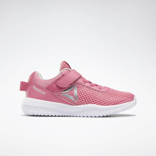 Flexagon Energy Shoes - Preschool Astro Pink / Silver Met. / White EG6795