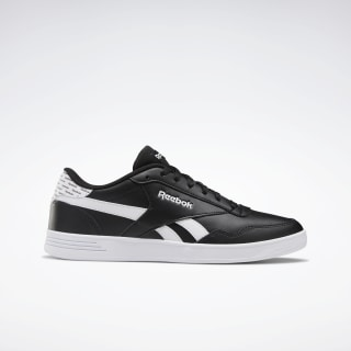 Reebok Royal Techque T Shoes Black / White / Black EG9397