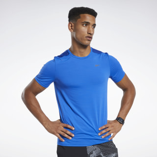 Workout Ready ACTIVCHILL Tee Humble Blue FK6175