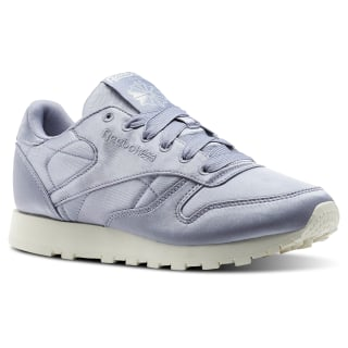 Classic Leather Satin Purple Fog / Classic White CM9801
