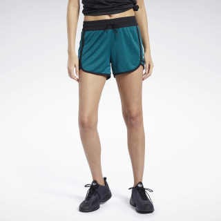 Short Workout Ready Heritage Teal FK6792