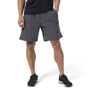 Short Froning Dark Grey Heather DN5905