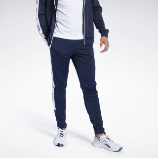 Calça Training Essentials Track Collegiate Navy FJ4693