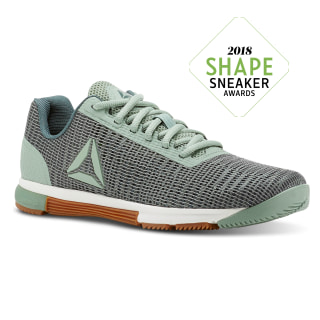 Speed TR Flexweave® Shoes Chalk Green / Industrial Green / Chalk / Gum CN5505