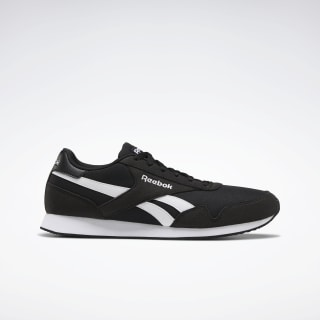 Reebok Royal Classic Jogger 3.0 Shoes Black / White / Black EF7788