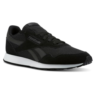 Tênis Reebok Royal Ultra NM-BLACK/DGH SOLID GREY/WHITE/REFLETIVE CN3045