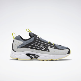Кроссовки Reebok DMX Series 2200 Alloy / Black / Hero Yellow EH1802