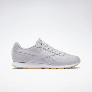 Reebok Royal Glide Shoes Cold Grey / White / Gum DV6724
